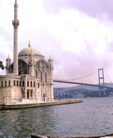 Golden Horn and Bosphorus Cruise