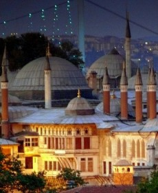 Half Day Istanbul Semi-private group tours with Topkapi Palace