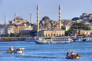 Wheelchair Accessible Istanbul City Drive