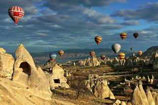 8 Days Istanbul and Cappadocia and Kusadasi City Package
