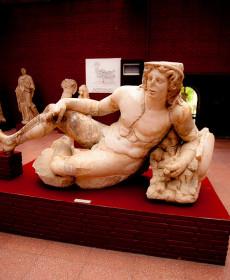 Ephesus- House of Virgin Mary- Ephesus Archaeological Museum