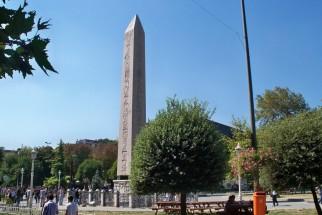 DIKILITAS (The Egyptian Obelisk)