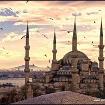 SULTAN AHMET CAMISI (BLUE MOSQUE)