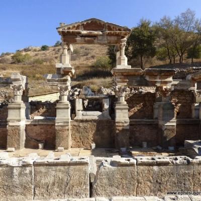 THE NYMPHAEUM OF TRAJAN
